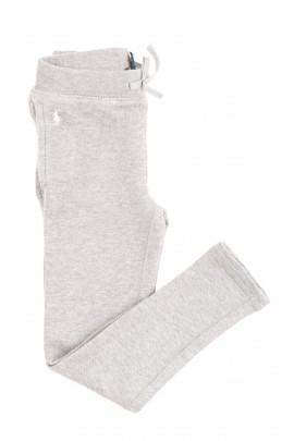 Grey sweatpants for girls, Polo Ralph Lauren