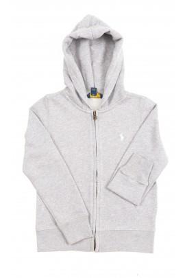 Grey girl hoodie, Polo Ralph Lauren