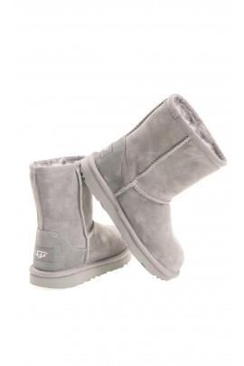 Grey boots half-calf, UGG