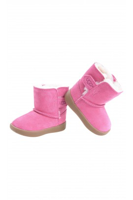 Pink baby shoes, UGG