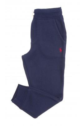 Granatowe spodnie dresowe, Polo Ralph Lauren