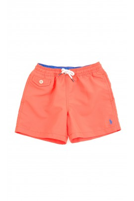 Orange boys swim shorts, Polo Ralph Lauren
