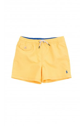 Yellow boys swim shorts, Polo Ralph Lauren