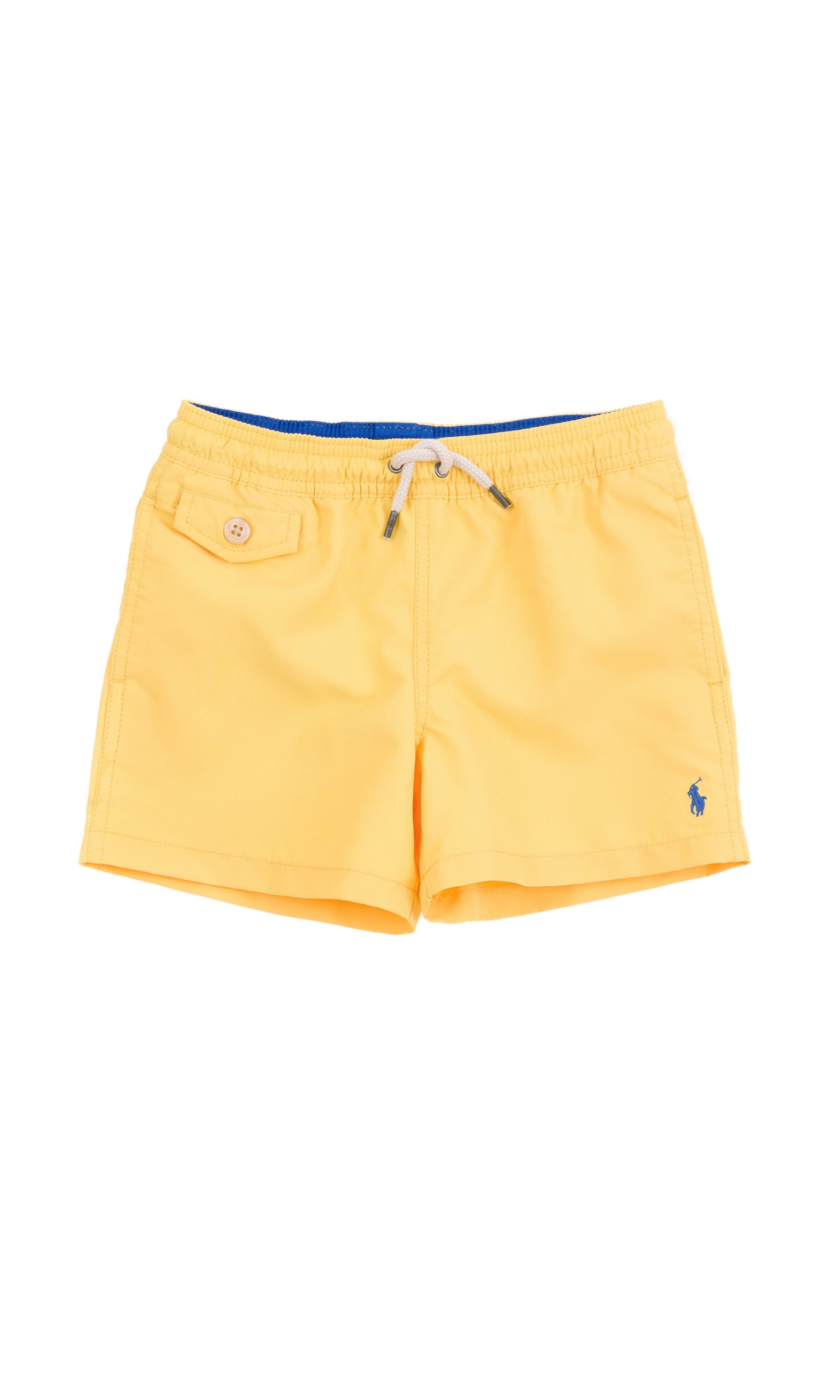 5f003510c2 Yellow boys swim shorts, Polo Ralph Lauren - Celebrity-Club