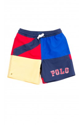 Colorful boys swim shorts, Polo Ralph Lauren