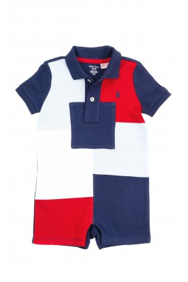 Colorful boys rampers, Polo Ralph Lauren