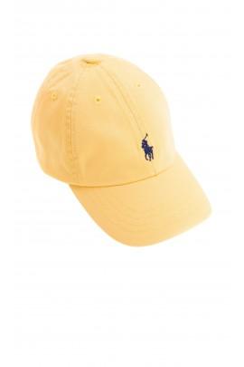 Yellow cap, Polo Ralph Lauren