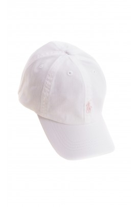 White cap, Polo Ralph Lauren