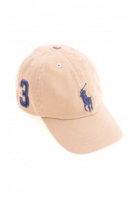 Khaki cap, Polo Ralph Lauren