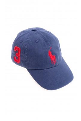 Navy blue cap, Polo Ralph Lauren
