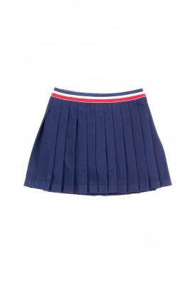 Navy blue pleated skirt, Polo Ralph Lauren