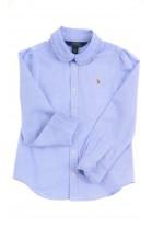 Blue shirt for girls, Polo Ralph Lauren