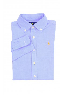 Blue shirt for girls, Polo Ralph Lauren