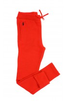 Red sweatpants for girls, Polo Ralph Lauren
