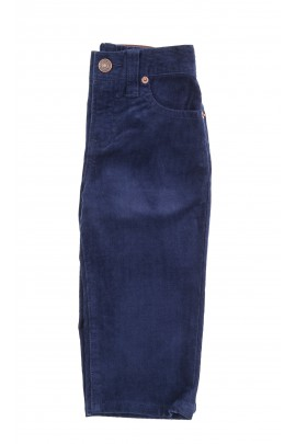 Navy blue corduroy trousers, Polo Ralph Lauren
