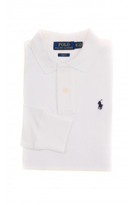 White polo longsleeve, Polo Ralph Lauren