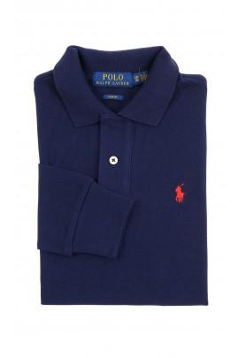 Navy blue polo longsleeve, Polo Ralph Lauren