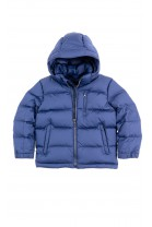 Navy blue down jacket for boys, Polo Ralph Lauren