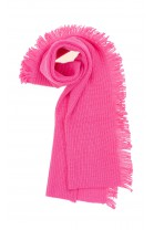 Pink scarf for girls, ELSY