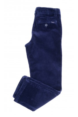 Navy blue corduroy pants for boys, Polo Ralph Lauren