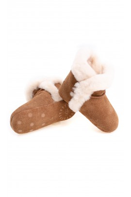 Light brown baby boots, UGG