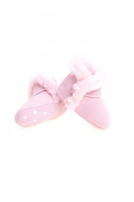 Light pink baby boots, UGG