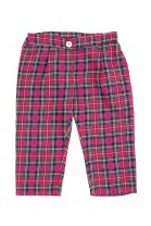 Checkered baby pants, Mariella Ferrari