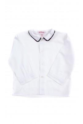 White shirt with long sleeves, Mariella Ferrari