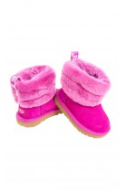 Pink boots with an uppers, UGG