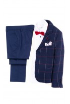 Navy blue suit for a boy, Colorichiari