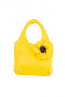 Yellow handbag, Colorichiari