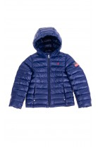 Navy blue transitional down jacket, Polo Ralph Lauren