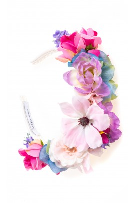 Flower hair band, Lesy