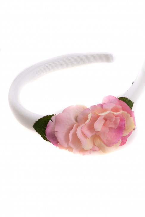 Hair band with a large flower, Lesy