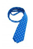 Sapphire tie for boys, Polo Ralph Lauren