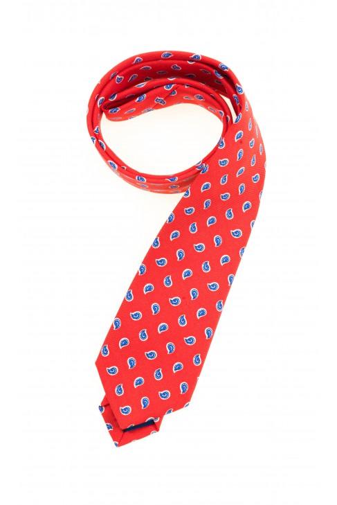 Orange tie for boys, Polo Ralph Lauren