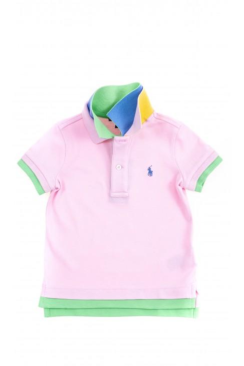 Pink Polo T-shirt, Polo Ralph Lauren