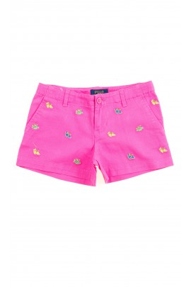 Pink shorts for girls, Polo Ralph Lauren