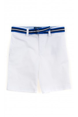 White shorts for boys, Polo Ralph Lauren