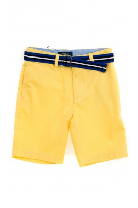 Yellow shorts for boys, Polo Ralph Lauren
