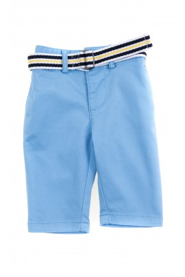 Elegant blue pants for boys, Polo Ralph Lauren