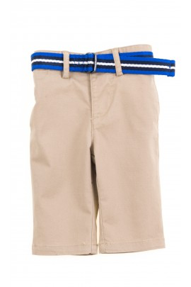 Elegant beige pants for boys, Polo Ralph Lauren