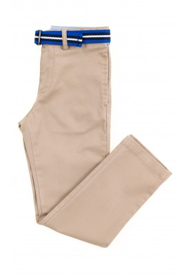 Beige elegant pants for boys, Polo Ralph Lauren