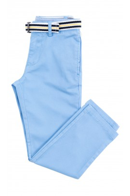 Blue elegant pants for boys, Polo Ralph Lauren
