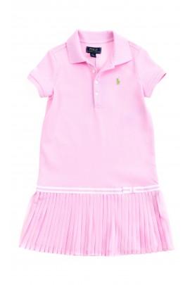 Pink sports dress for girls, Polo Ralph Lauren