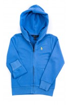 Blue hoodie, Polo Ralph Lauren
