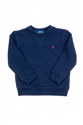 Navy blue sweatshirt, Polo Ralph Lauren