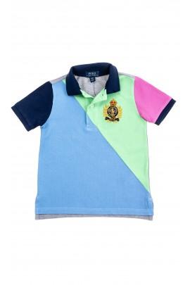 Colourful Polo T-shirt for boys, Polo Ralph Lauren