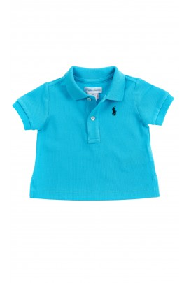 Turquoise Polo shirt for boys, Polo Ralph Lauren