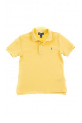 Yellow Polo shirt for boys, Polo Ralph Lauren